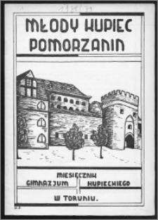 Młody Kupiec-Pomorzanin 1938/1939, R. 2, nr 1