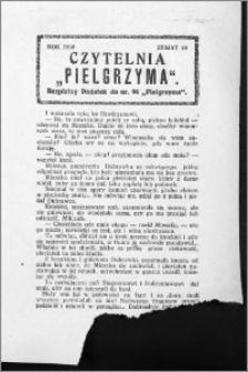 Czytelnia Pielgrzyma, R. 62 (1930), z. 10