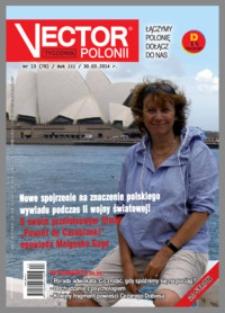 Vector Polonii 2014, R. 3 nr 13 (76)