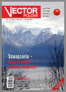 Vector Polonii 2014, R. 3 nr 21 (84)