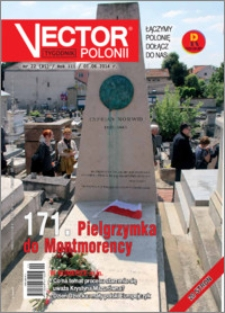 Vector Polonii 2014, R. 3 nr 22 (85)