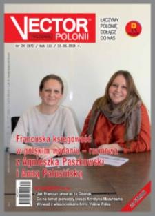 Vector Polonii 2014, R. 3 nr 24 (87)