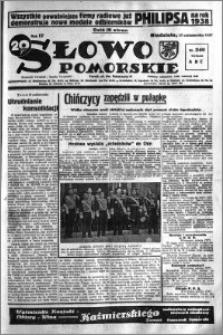 Słowo Pomorskie 1937.10.17 R.17 nr 240