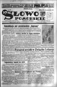 Słowo Pomorskie 1937.10.19 R.17 nr 241