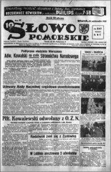 Słowo Pomorskie 1937.10.26 R.17 nr 247