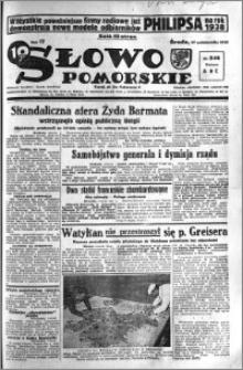 Słowo Pomorskie 1937.10.27 R.17 nr 248