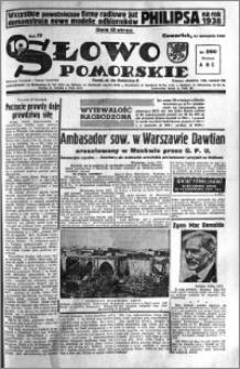Słowo Pomorskie 1937.11.11 R.17 nr 260