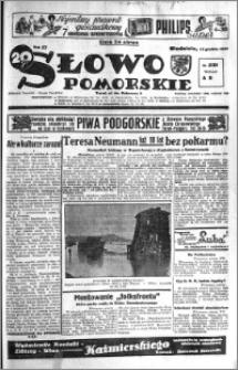 Słowo Pomorskie 1937.12.19 R.17 nr 291