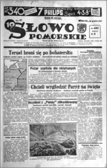 Słowo Pomorskie 1937.12.28 R.17 nr 297