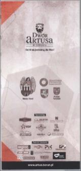 Forte Artus Festiwal : październik – listopad 2013 : zaproszenie dla 1 osoby
