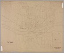 Thorn : [Stadtplan] : 1:10 000.