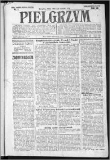 Pielgrzym, R. 62 (1930), nr 1 + Kalendarz ścienny na rok 1930