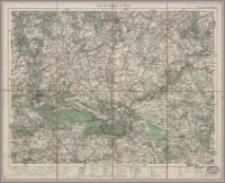 Karte der Umgegend von Thorn