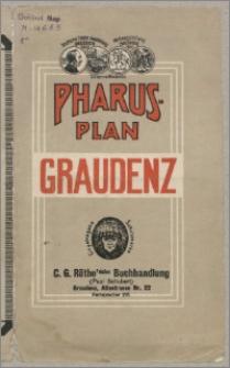Pharus-Plan Graudenz