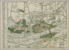 Pierwszy polski plan miasta Torunia