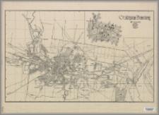 Stadtplan Bromberg : M 1:25 000.