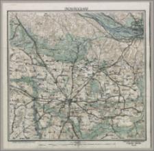 Inowrocław : [mapa powiatu] : skala 1:100 000