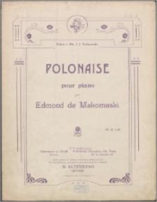 Polonaise : pour piano