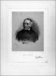 Józef Elsner (portret-popiersie z facsimile podpisu)
