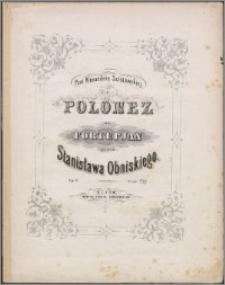 Polonez na fortepian: Op. 13
