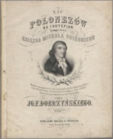 XIV polonezów : na fortepian