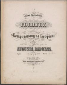 Polonez : skomponowany na fortepian : op. 16