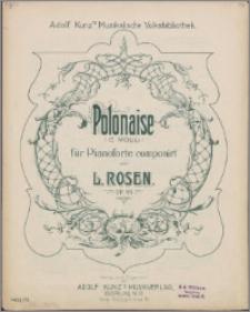 Polonaise : für Pianoforte : op. 49