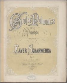 Grosse Polonaise : für das Pianoforte : Op. 7