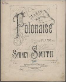 Grande polonaise : pour piano : op. 168