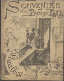 Souvenirs d'un premier Bal : pour piano [Op. 255]. No. 1, Polonaise