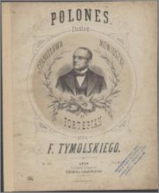 Cieniom Stanisława Moniuszki : polones na fortepian : Dz. 125