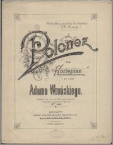 Polonez na fortepian : w stuletnią rocznicę konstytucyi 3 go Maja : op. 110
