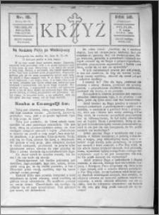 Krzyż, R. 58 (1926), nr 18