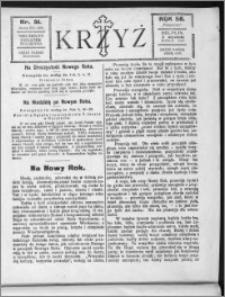 Krzyż, R. 58 (1926), nr 51