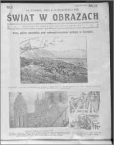Świat w Obrazach, R. 57 (1925), nr 8