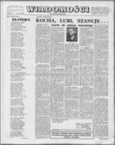 Wiadomości, R. 18 nr 1 (875), 1963