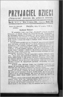 Przyjaciel Dzieci, R. 58 (1926), nr 4