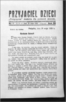 Przyjaciel Dzieci, R. 58 (1926), nr 7
