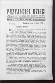 Przyjaciel Dzieci, R. 58 (1926), nr 10