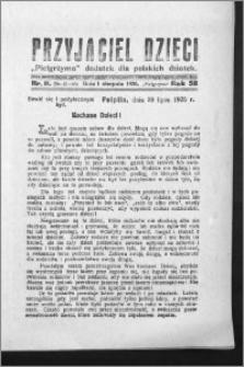 Przyjaciel Dzieci, R. 58 (1926), nr 11
