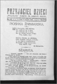 Przyjaciel Dzieci, R. 58 (1926), nr 12