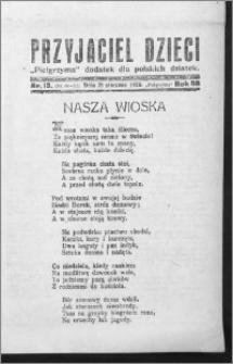 Przyjaciel Dzieci, R. 58 (1926), nr 13