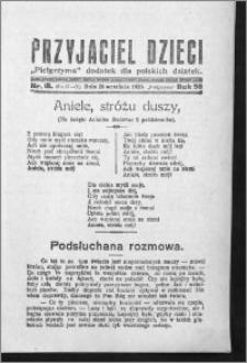 Przyjaciel Dzieci, R. 58 (1926), nr 15
