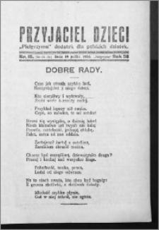 Przyjaciel Dzieci, R. 58 (1926), nr 16