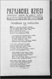 Przyjaciel Dzieci, R. 58 (1926), nr 17
