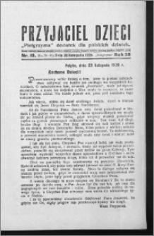 Przyjaciel Dzieci, R. 58 (1926), nr 19
