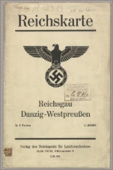 Reichsgau Danzig-Westpreussen