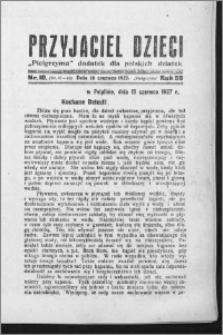 Przyjaciel Dzieci, R. 59 (1927), nr 10