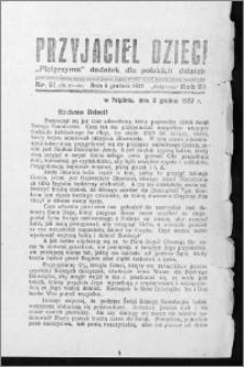 Przyjaciel Dzieci, R. 59 (1927), nr 21