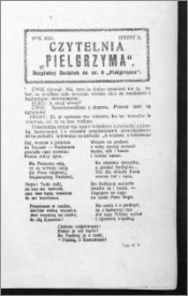 Czytelnia Pielgrzyma, R. 60 (1928), z. 2